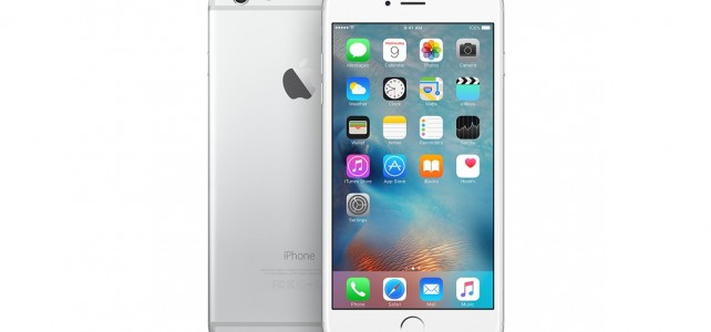 Apple presenta iPhone 6S y 6S Plus con 3D Touch y renueva Apple TV